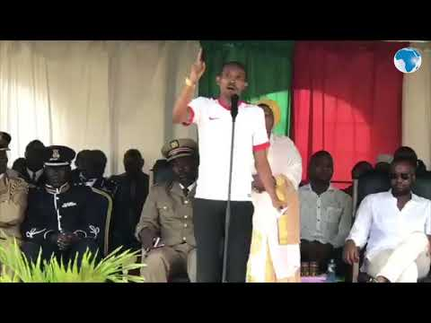Mohammed Ali's message to Joho during Jamhuri Day celebrations in Mombasa