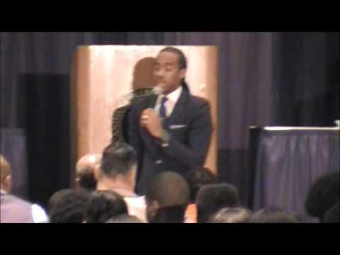 Jeff Johnson Speaks At Buffalo Youth Summit