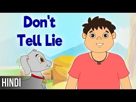 Don't Tell Lies - Panchatantra Tales in Hindi   MagicBox Hindi