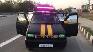 How looks maruti 800  {2001} model after transformation