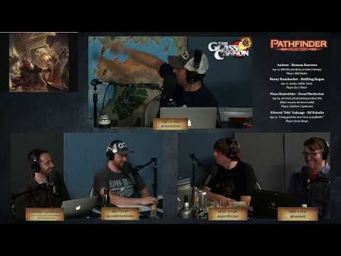 The Pathfinder Playtest - Doomsday Dawn Part One: The Lost Star