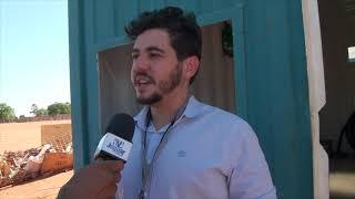 Felipe Melo fala da importância da implantação da Usina na Comunidade de Canto Grande