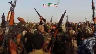 Война в Ираке. Добровольцы отправляются на войну против ИГИЛ