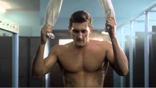 Head and Shoulders Dandruff Free Hair Commercial with Cameron van der Burgh