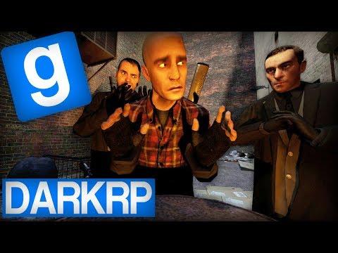 MAFIA VS POLICE !! - Garry's Mod DarkRP
