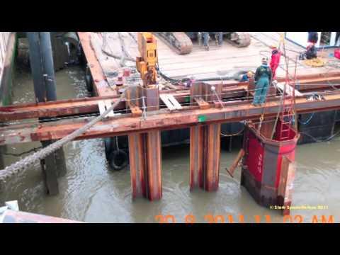Sterk Spezial Tiefbau Offshore Erichterschiffe Bremerhaven
