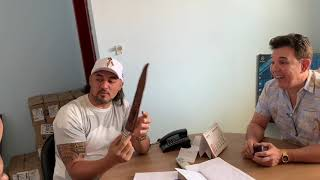 CHARLLES VENDE A CHÁCARA PARA DI PAULLO E PAULINO E QUASE MATA TIRINGA DE INFARTO 😂