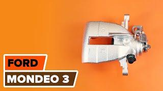 Underhåll FORD: gratis videoinstruktioner