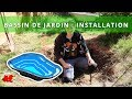 Bassin de jardin - Introduction
