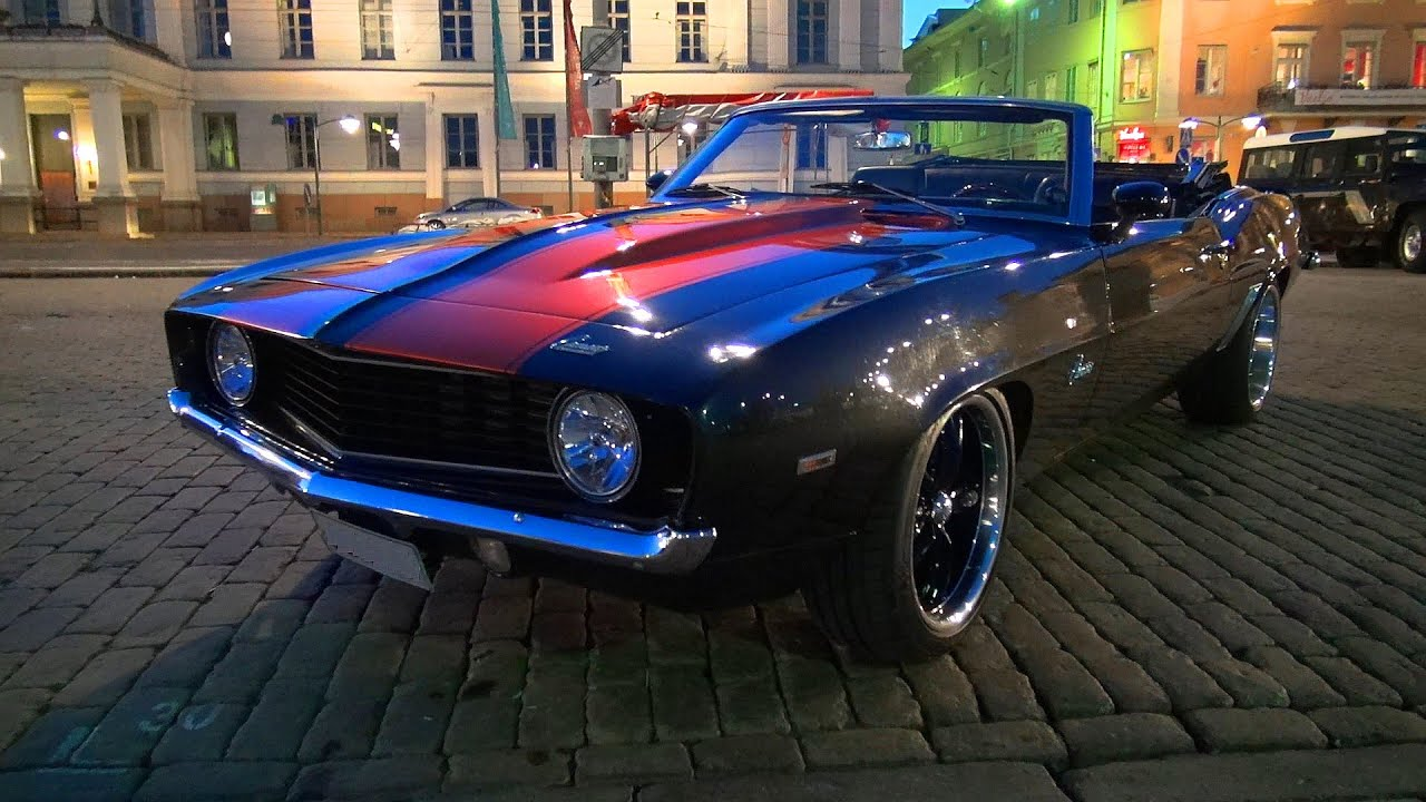 Epic Night In Muscle Car Capital Of Europe Helsinki Cruising