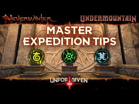 Neverwinter Mod 16 - Let Me Save You Some Time Master Expedition Runic Encounters How To Tips