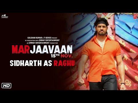 Marjaavaan: Sidharth as Raghu | Sidharth Malhotra,Tara Sutaria| Milap Zaveri |Movie Releasing 15 Nov Mp3