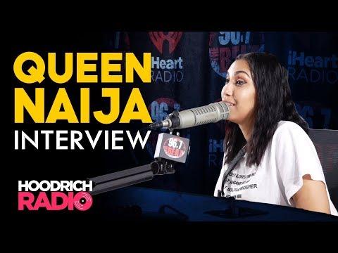 Queen Najia Talks Motherhood, Dating, New Music, & More on Hoodrich Radio with DJ Scream