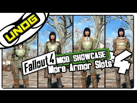 Fallout 4 [Моды] - More Armor Slots from YouTube · High Definition · Duration:  1 minutes 25 seconds  · 1 000+ views · uploaded on 18/11/2015 · uploaded by Spotman