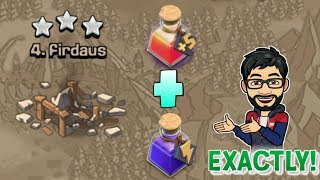 HERO + POWER (POTIONS) COMBINATION , PERFECT WAR COMBO,Clash of Clans India