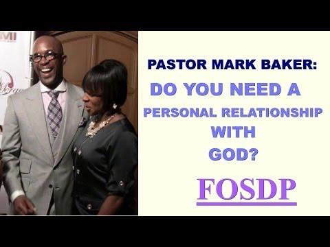 Pastor Mark Baker Interview