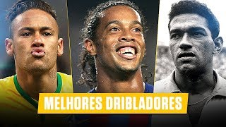 Top 10 Dribblers Ever in Football History • Brazilians