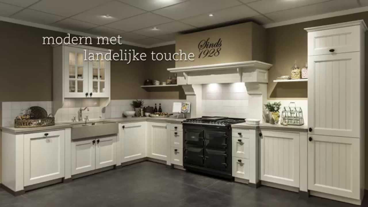 Keuken Landelijk Modern : Landelijke keukens dat is en blijft een mooie keukenstijl youtube