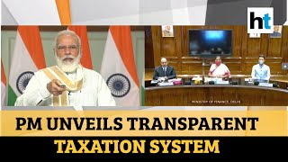 'Tax system should be seamless, painless & faceless': PM Modi