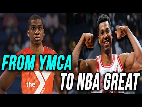 From YMCA to NBA GREAT? The Hassan Whiteside Story