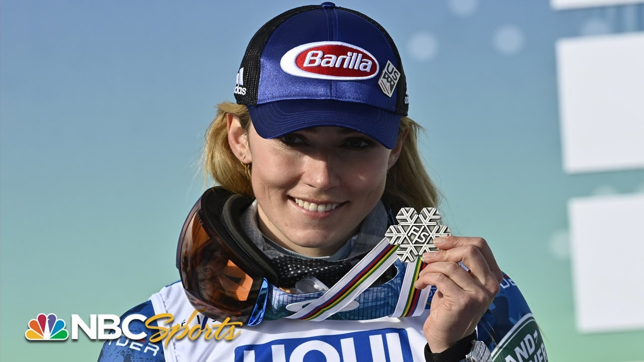 How Mikaela Shiffrin rediscovered her passion for skiing | NBC Sports