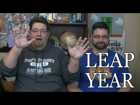 Concept Crucible Podcast e48 - Leap Year