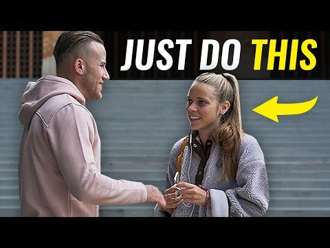 How to Pick Up Girls (MY #1 TIP!)