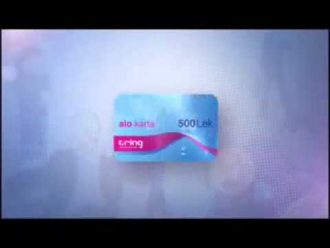 Alo Karta 60 Min Trasmetim Tring Digital Youtube