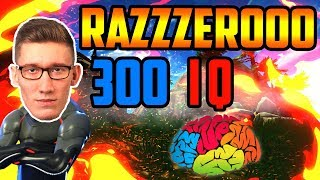RAZZZERO0O 300 IQ Ι SNIPES DES TODES - Twitch Highlights Ι Fortnite Germany #019