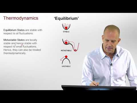 Introduction to Thermodynamic Equilibrium and Reversibility