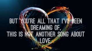 Not Another Song About Love - Hollywood Ending (Lyric Video)
