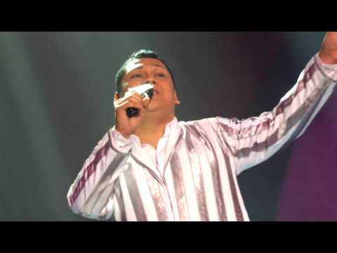 GEORGE MAXSON- RATU HATIKU/CARI JODOH MASHUP. D'ACADEMY ASIA 09122015