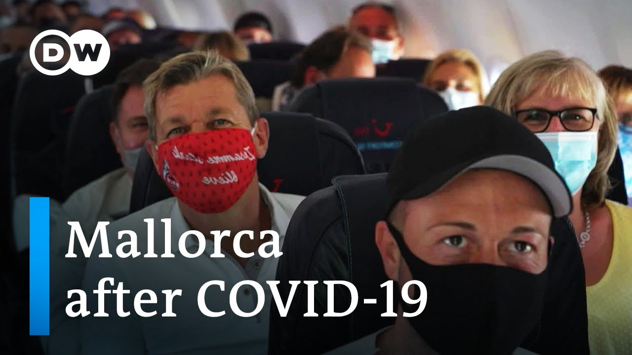 Mallorca after COVID-19: German tourists are coming! | DW Documentary