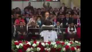 Pr Napoleão Falcão - Gidões 2012 ( Pregação Completa )