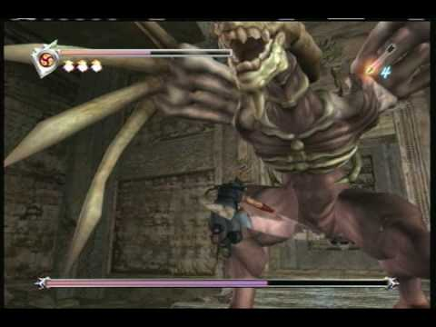 Ninja Gaiden Black Ch 10 Boss Battles Youtube