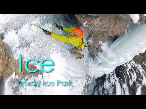 """Ice"", presented by the Ouray Ice Park"