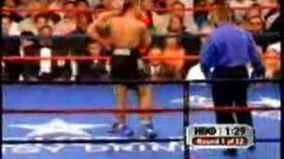 Rey 'Boom Boom' Bautista VS Daniel Ponce De Leon