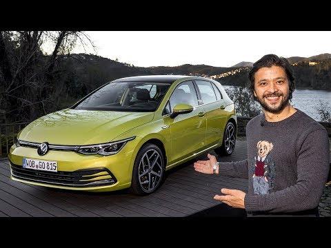Yeni VW Golf 8 Test Sürüşü - Golf 7 'yi değiştirmeye değer mi?