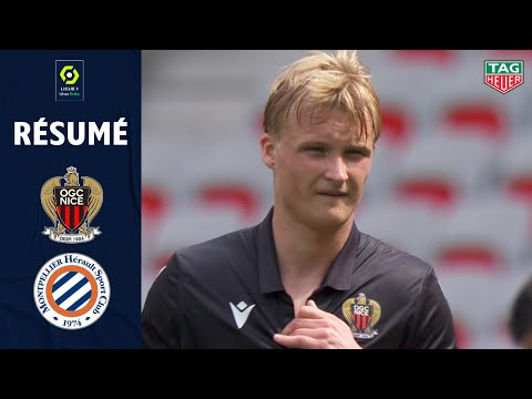 Nice Montpellier Goals And Highlights