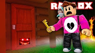 ROBLOX CAMPiNG 60 🚪 NEVER OPEN THIS DOOR