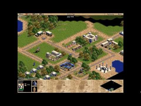 Voices of Babylon. mission 8. Nineveh. Speedrun. Age of Empires. Rise of Rome. Hardest walkthrough.