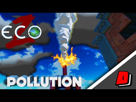 ECO Gameplay - POLLUTION!!!! (GangZ PC Gameplay)