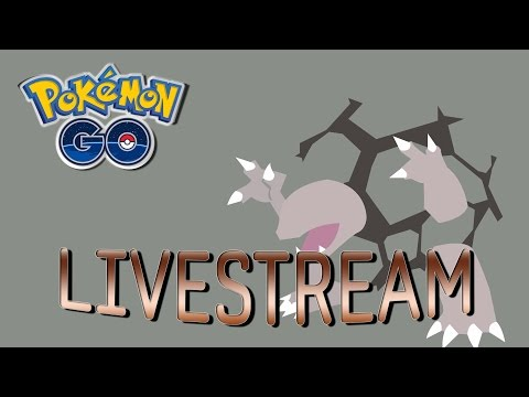 WHAT I THINK OF THE FUTURE OF POKEMON GO! EVOLVING A 100% IV GEODUDE! Youtube Live Stream 45