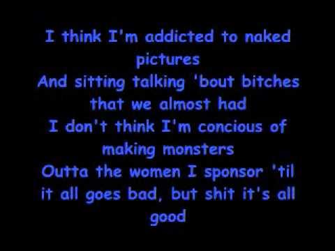 Drake Marvins Room With Lyrics