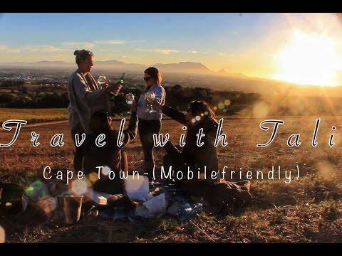 Cape Town Vlog- Mobile Friendly Version