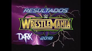 Download Video Resultados WWE Wrestlemania 34 Brock Lesnar vs Roman Reigns MP3 3GP MP4