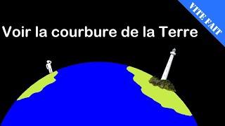 🧪 VITE FAIT : Voir la courbure de la Terre - DEFAKATOR