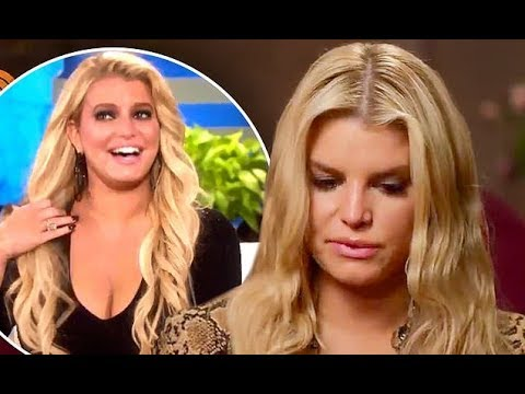 Jessica Simpson admits she was drunk during THAT awkward 2017 Ellen interview: 'I can't even watch i