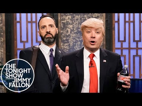 Impeachment After Dark: Gary from Veep Is Trump's New Assistant