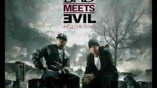 Bad Meets Evil - Above The Law ft.Claret Jai